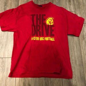 NCAA Team Trojan USC Trojans Dual Sided The Drive